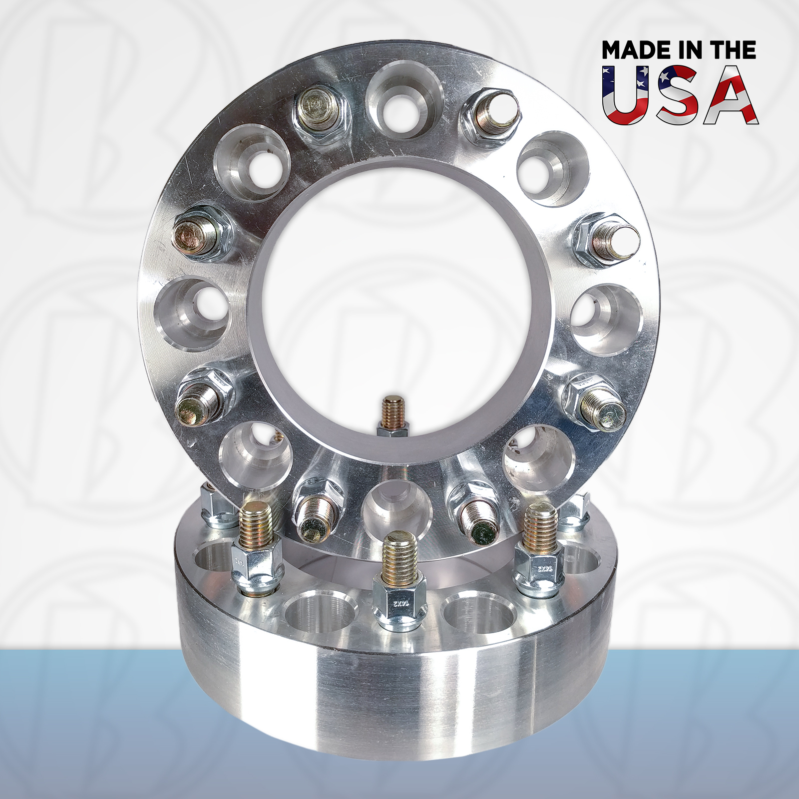 8x6.5 to 8x200 Wheel Adapters/Spacers