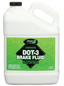 Case of Brake Fluid